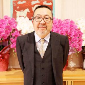 伊勢崎あすか幼稚舎 園長 六本木隆仁先生